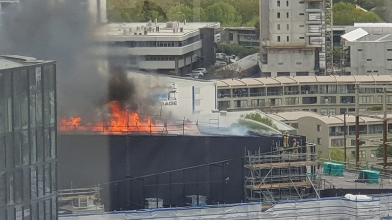 Giant fire latest in long line of Convention Centre woes