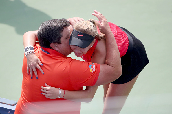 Tennis: Amanda Anisimova pulls out of US Open after death of father and coach