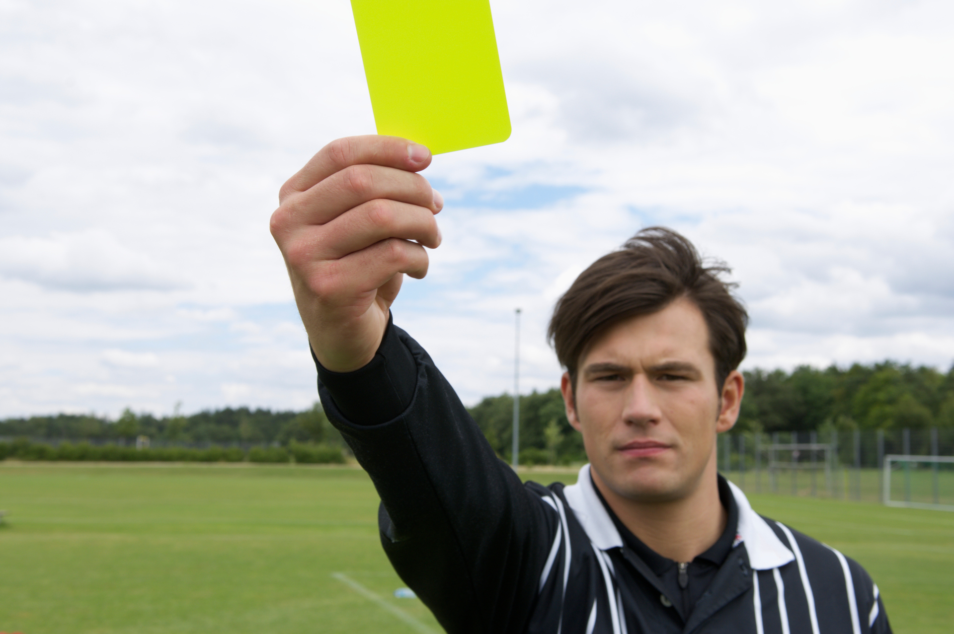 Pressure on young football referees as industry battles with recruitment