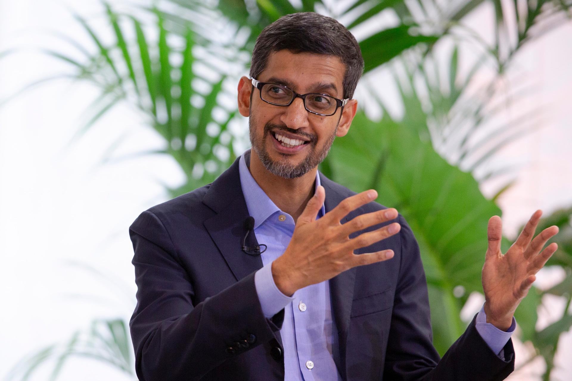 Google CEO: AI more profound change than electricity