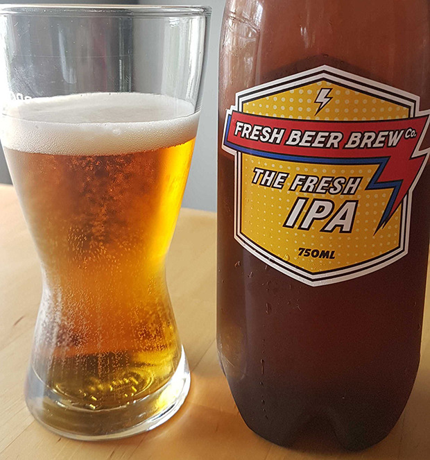 Craft beer review: Fresh Beer Brew Company
