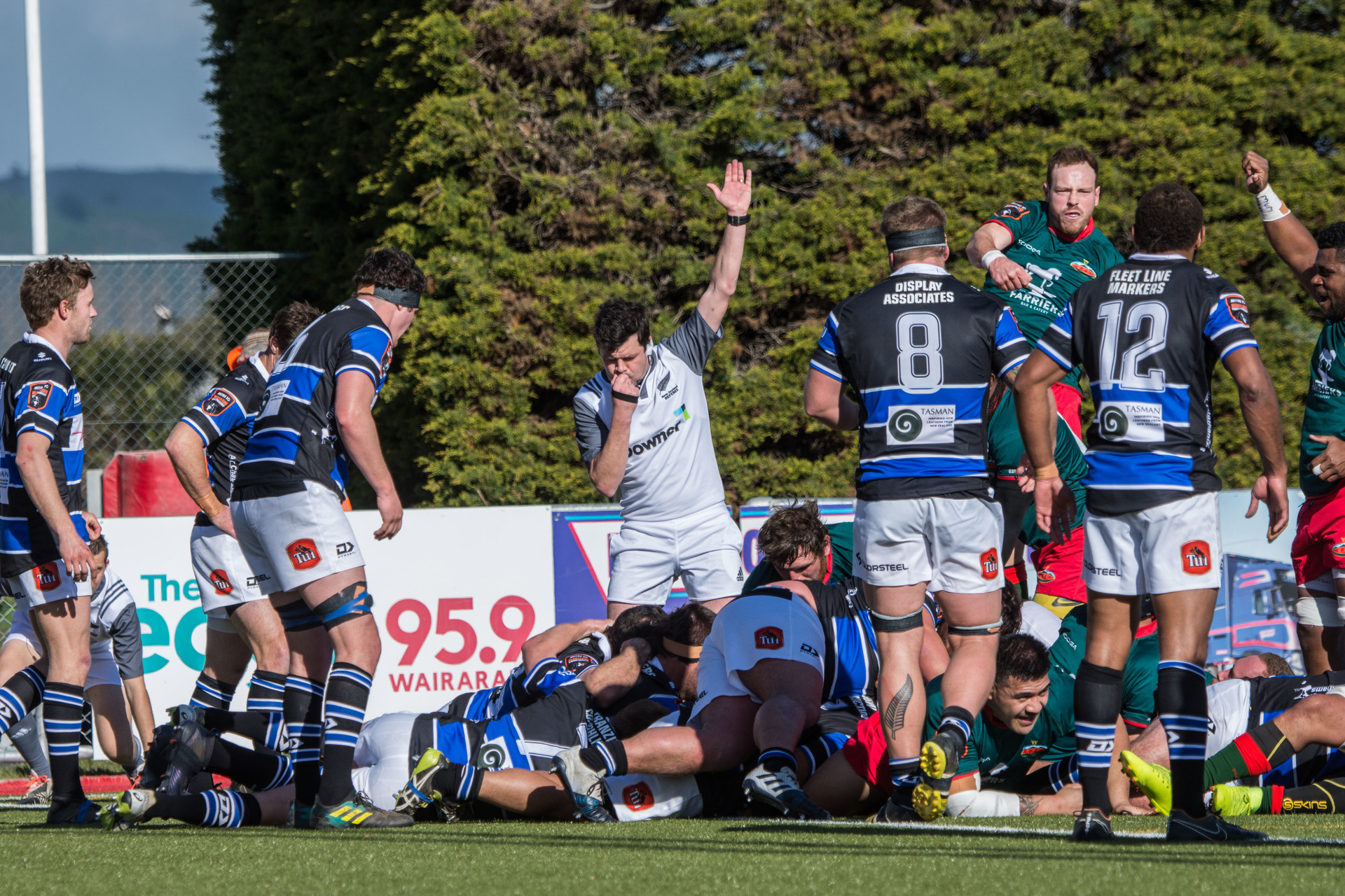 Rugby: Heartland Championship first round serves up surprises