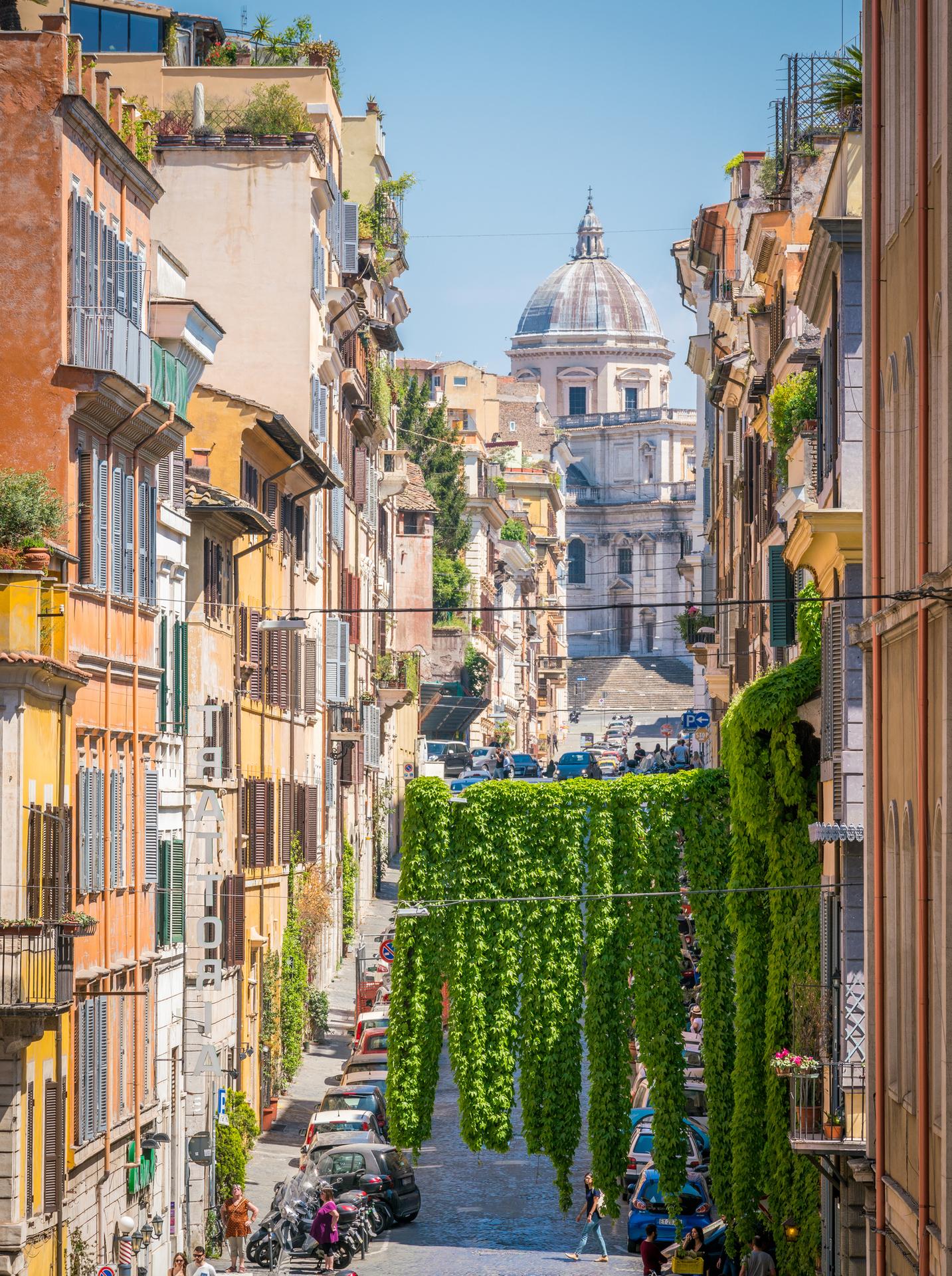 Live Like a Local... in Monti, Rome
