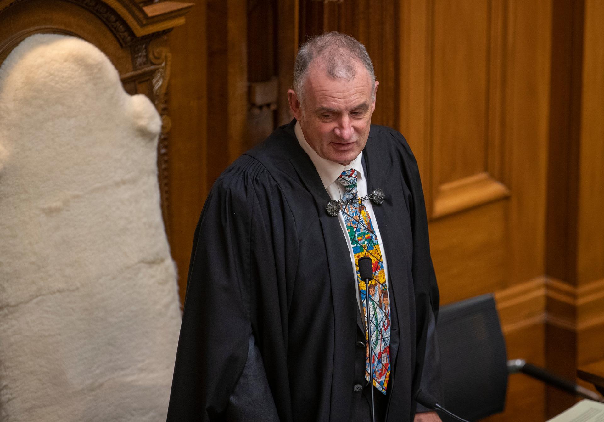 Simon Bridges escapes serious punishment after flouting Parliament rules