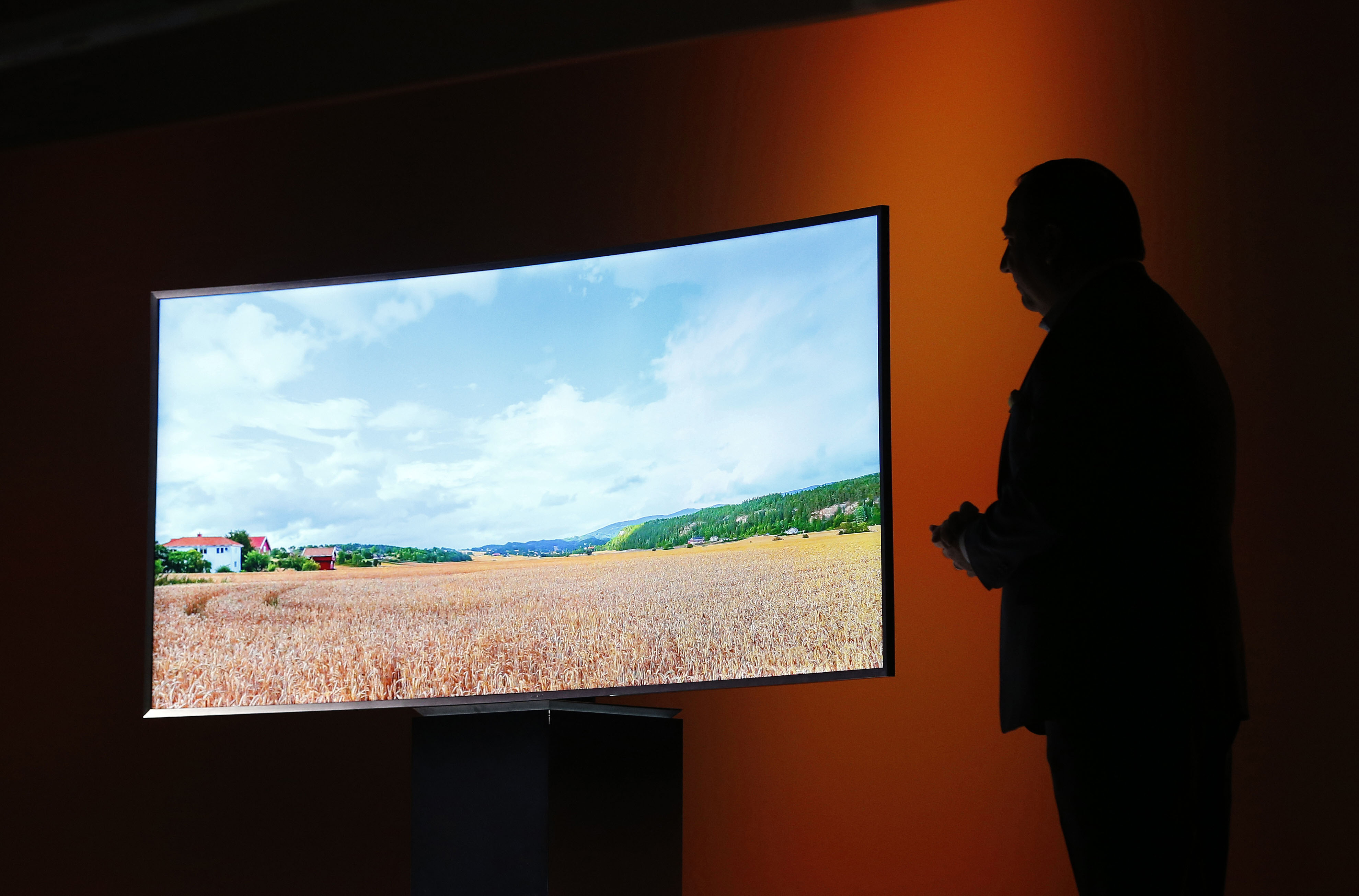 Shhhhh - your TV could be listening: Samsung issues warning over