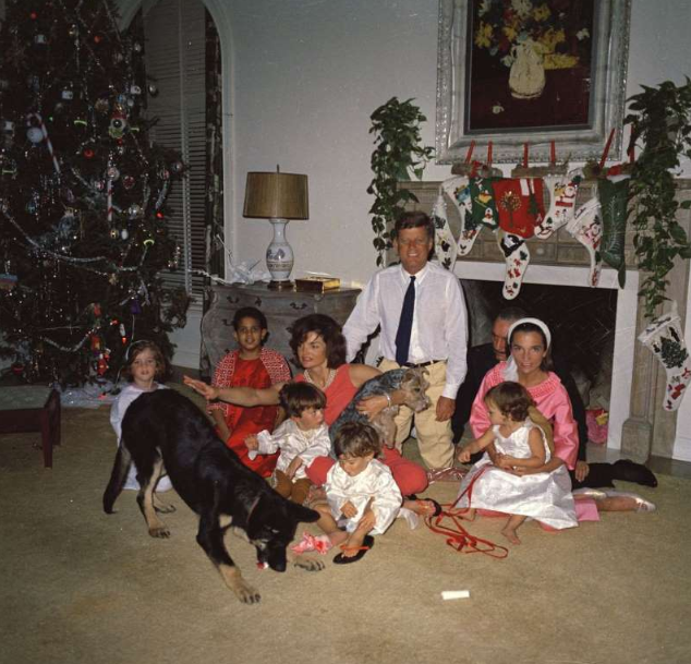 'They will kill Santa': In 1961, JFK assured a third-grader that Kris Kringle was safe from the Russians