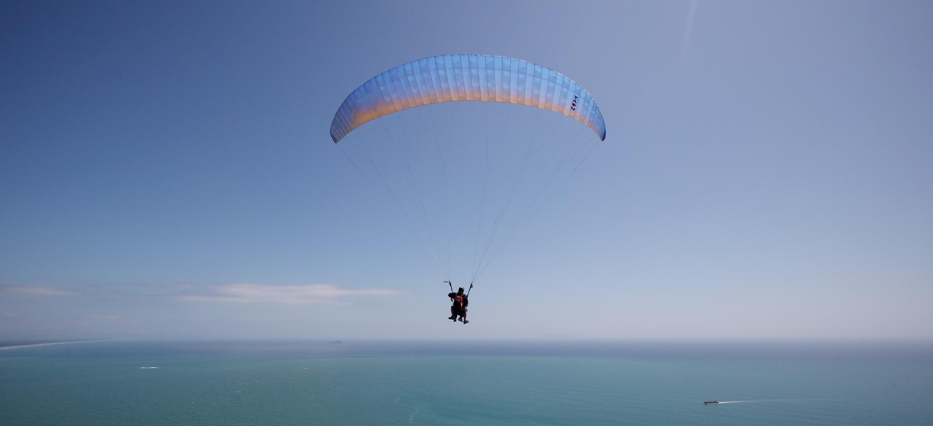 Paraglider seriously injured following crash in Wanaka