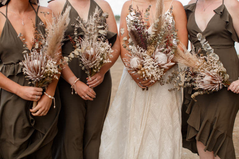 Kiwi wedding trend spreading a noxious weed