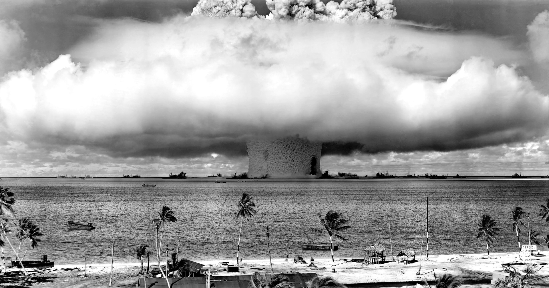 Nuclear isotopes on Marshall Islands up to 1000 times higher than Chernobyl or Fukushima