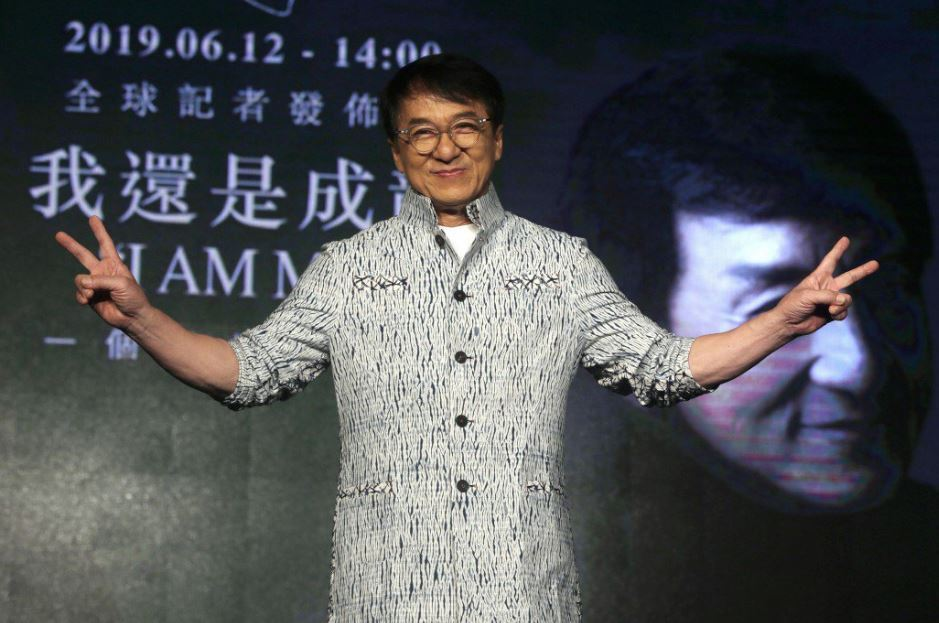 Jackie Chan's Hong Kong protests comments spark social media outrage