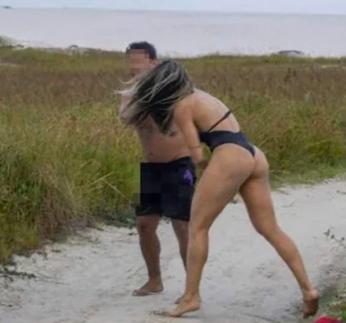 MMA fighter Joyce Vieira takes matters into her own hands to fend off man who allegedly exposed himself