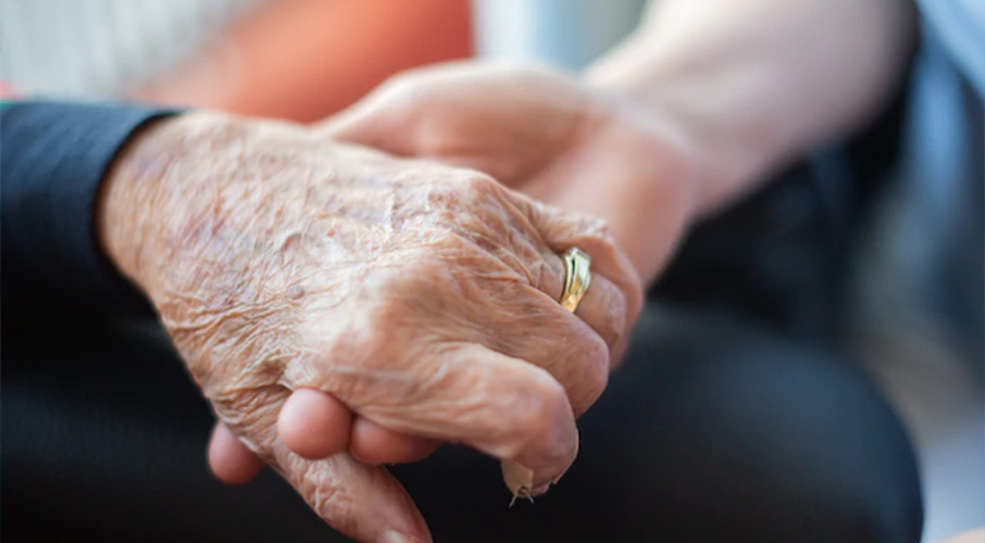 Couple die on same day after almost 65 years together