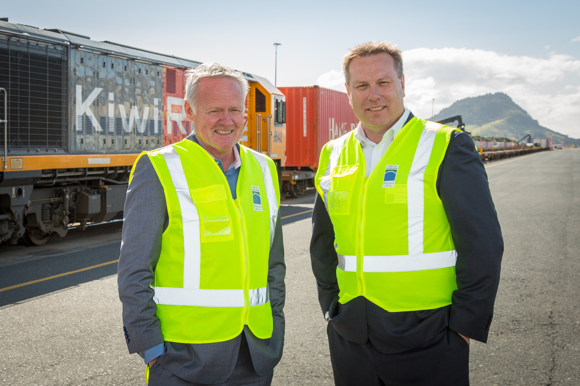 Liftoff for Ruakura inland port with new rail deal with Port of Tauranga