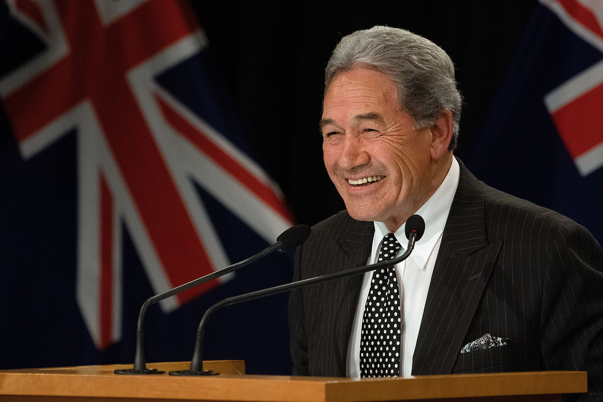Barry Soper: US trip another test for Foreign Minister Winston Peters' diplomacy