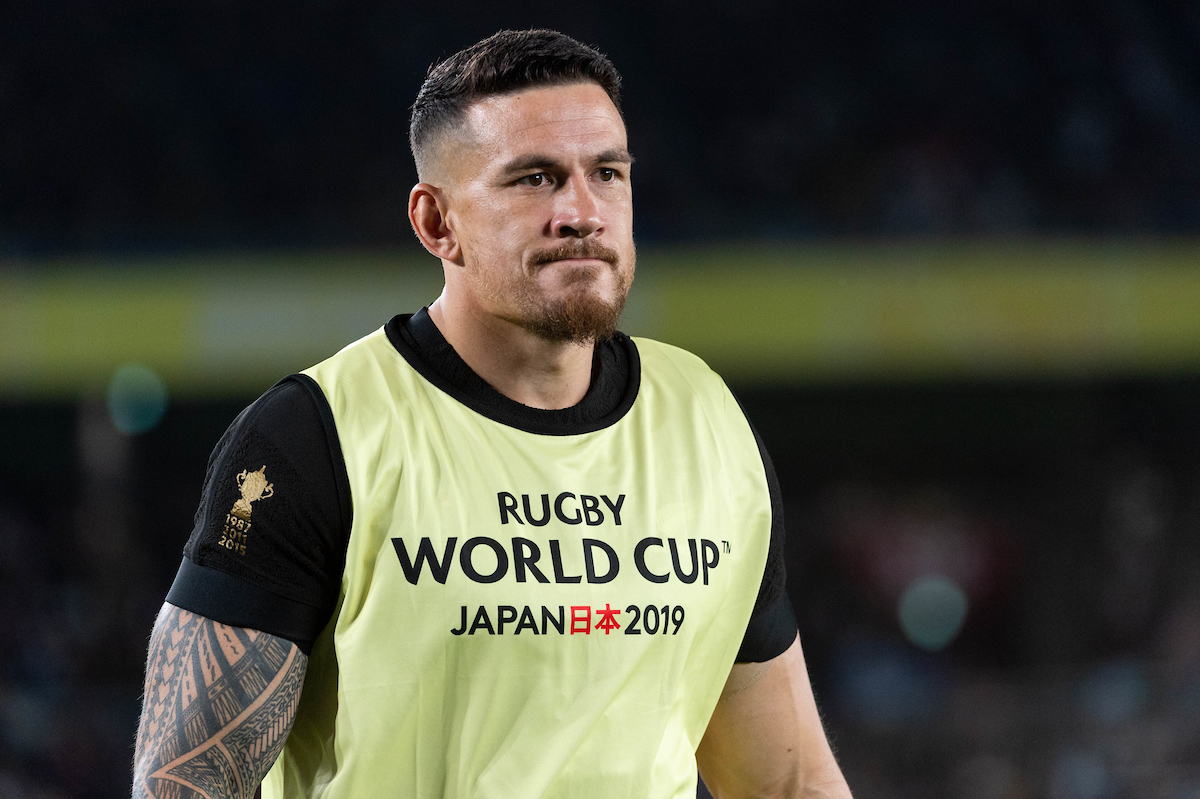All Blacks career over? SBW linked to shock coaching switch