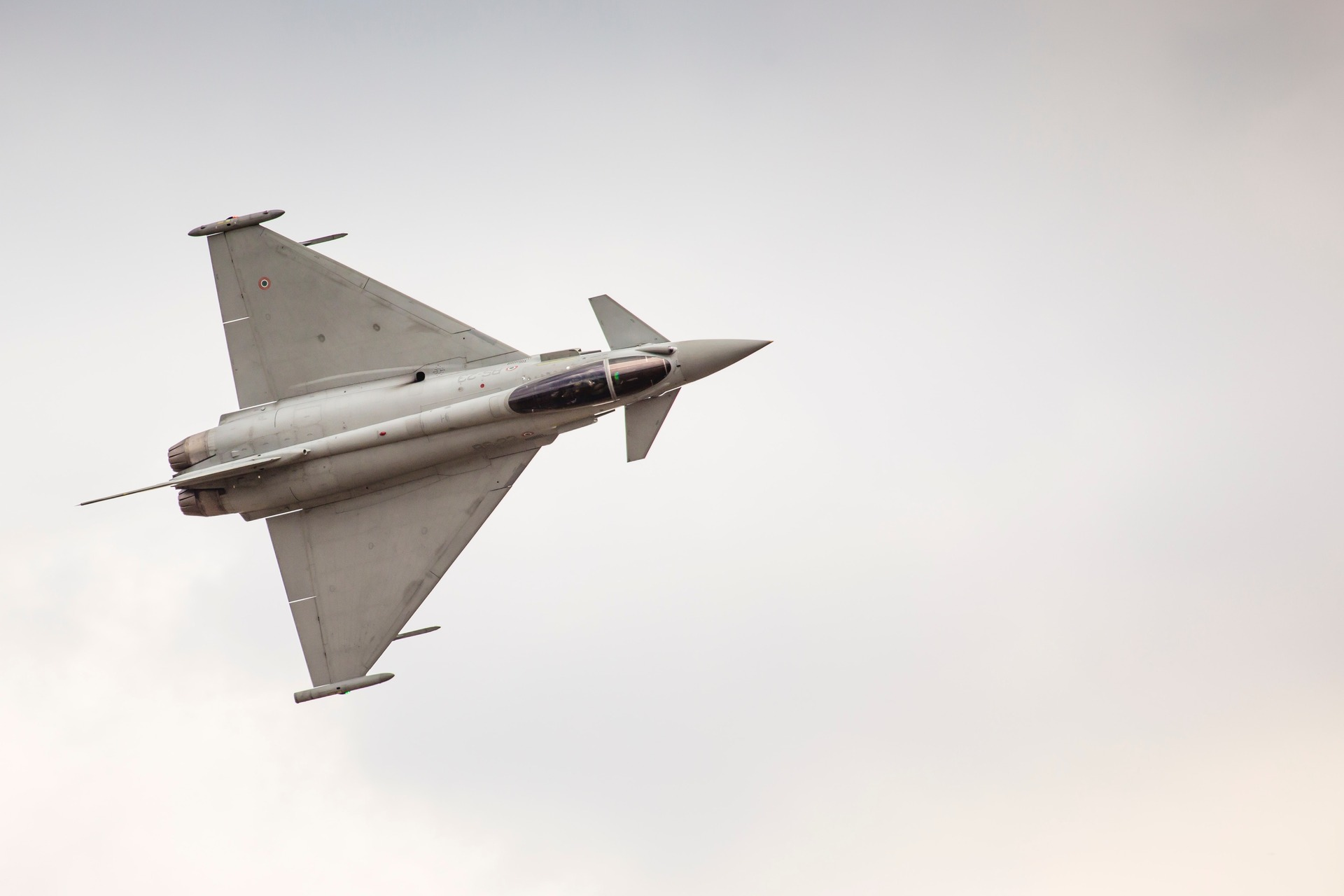 Pilot 'nearly had a heart attack' intercepted by fighter Jets