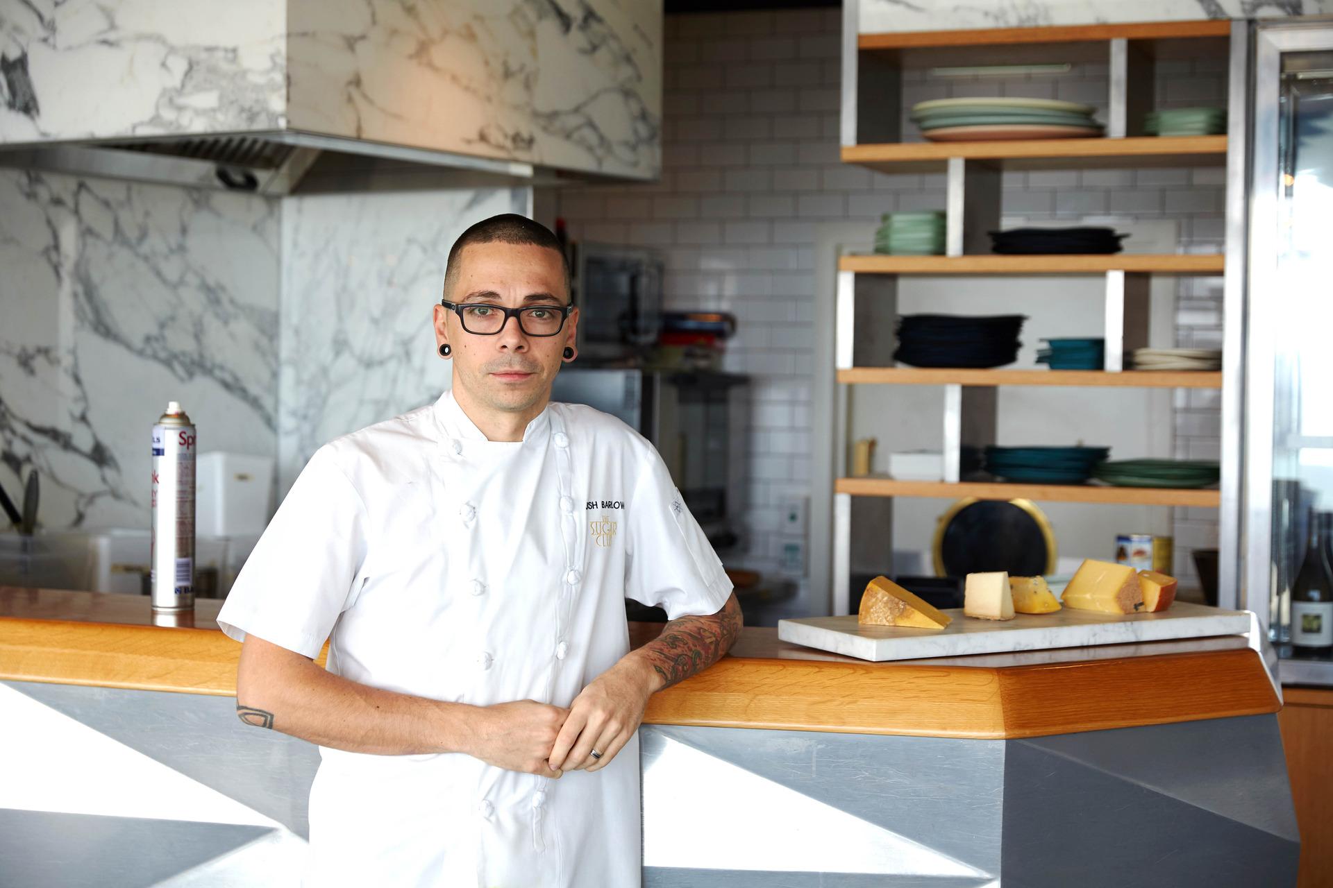 Top chef Josh Barlow quits Sky City's Sugar Club