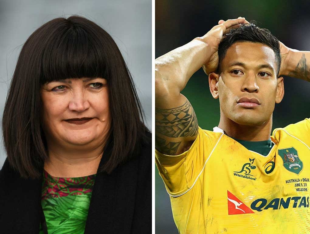 Rugby Australia boss blames Folau for early World Cup exit