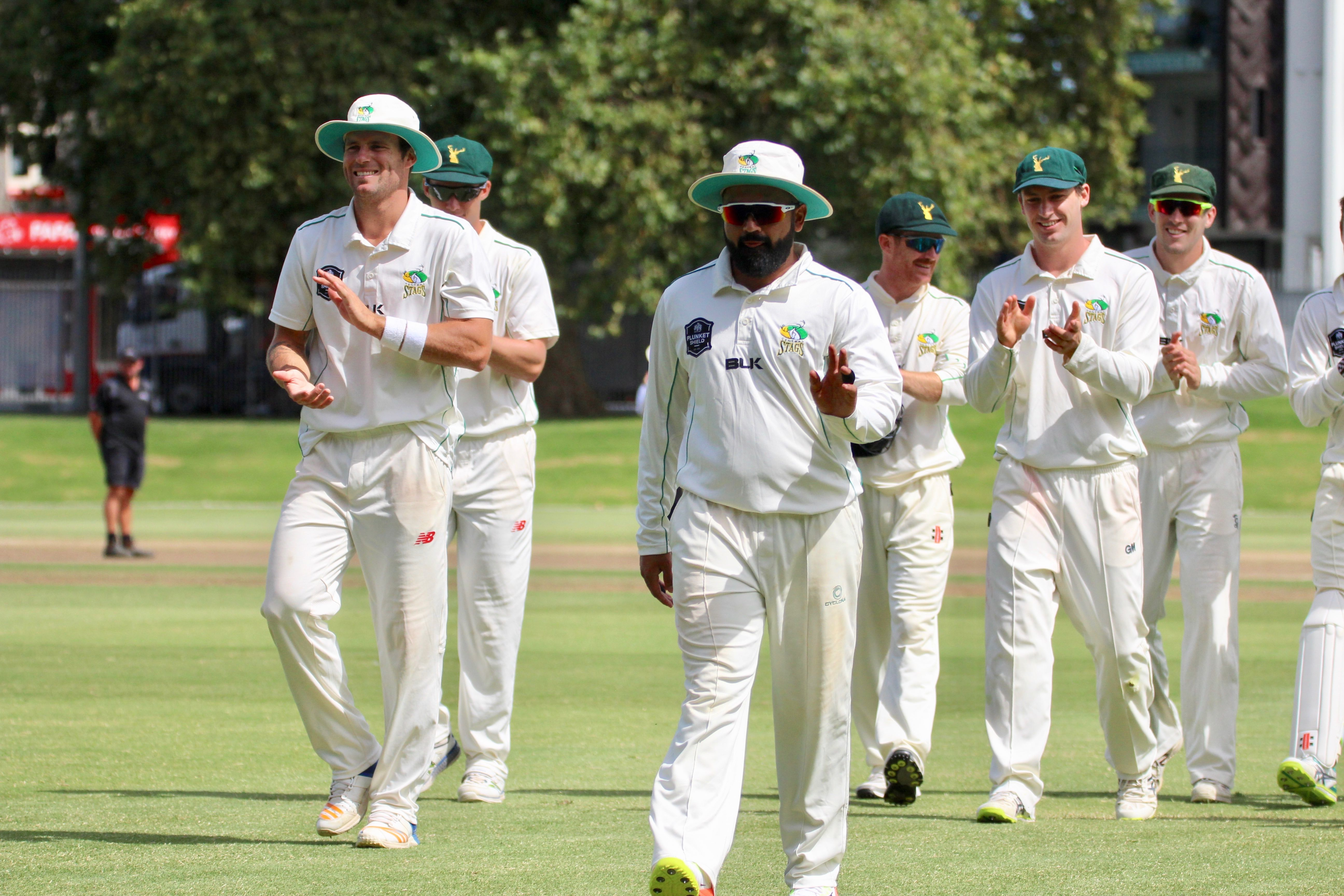 0c0343eec Cricket  Central Districts Stags crush Canterbury Kings within three days  of penultimate match