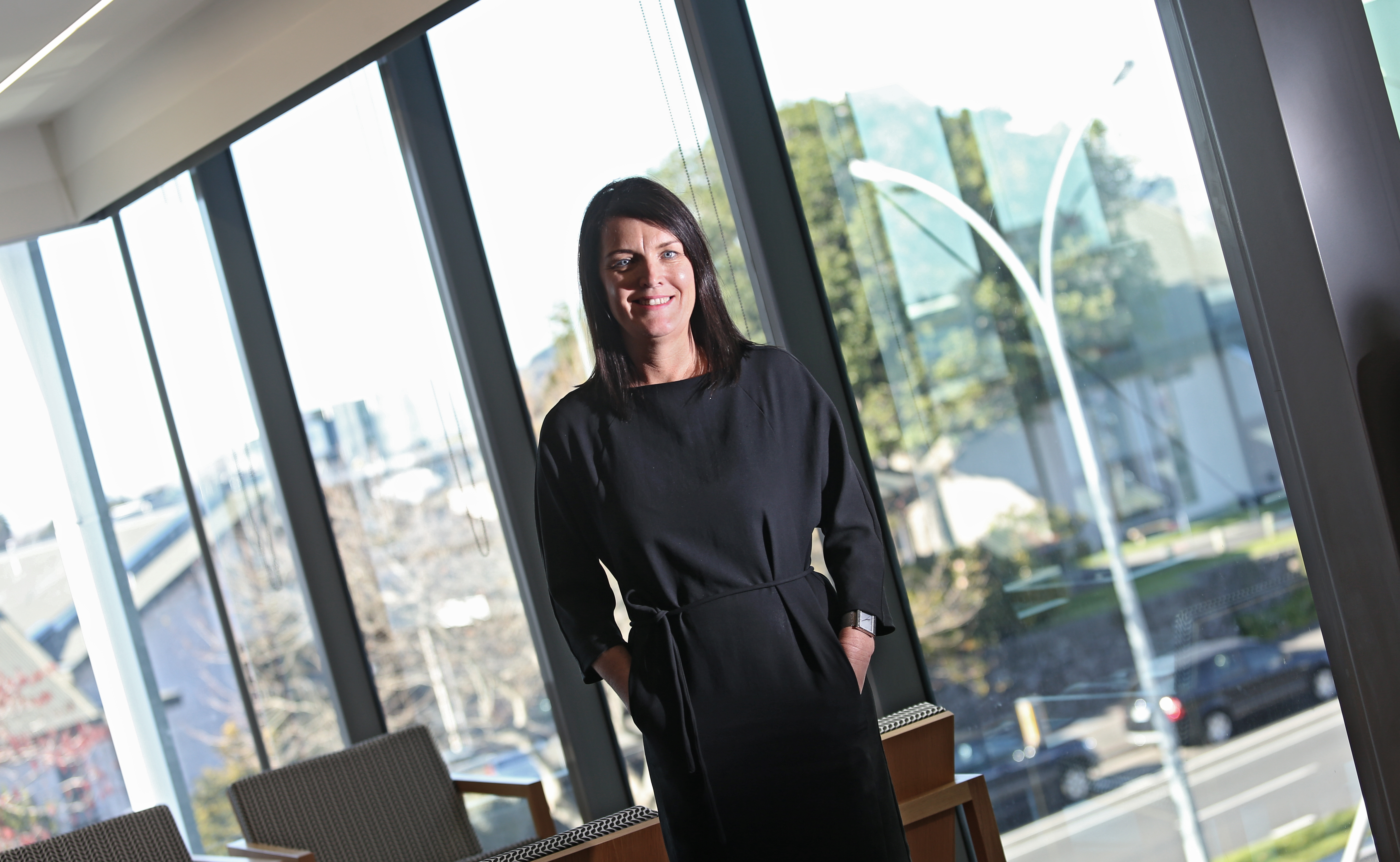 The Executive Club: The first lady of KPMG Tauranga - NZ Herald