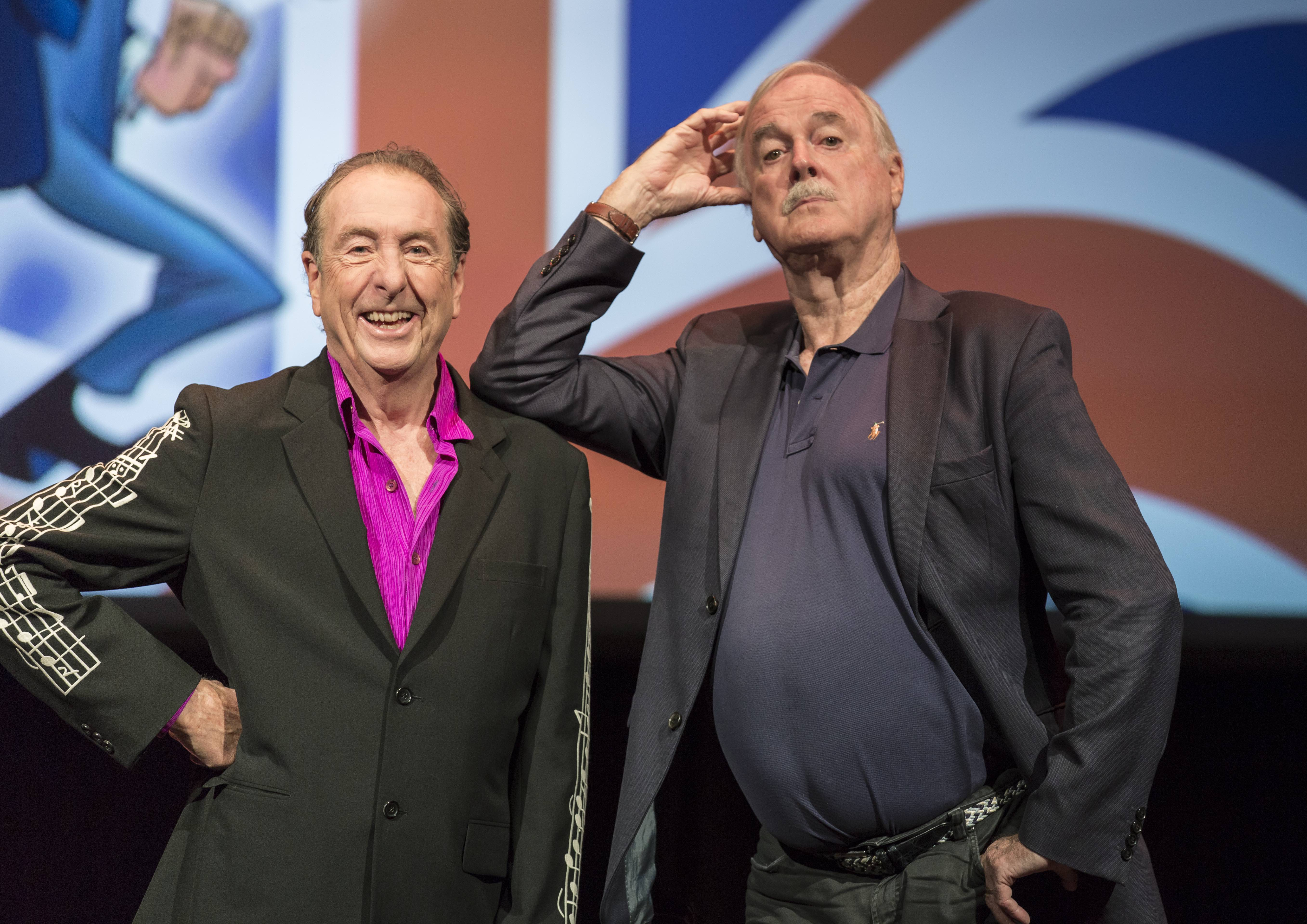foto The Last Word: Eric Idle on Wearing Dresses, What George Harrison Taught Him, and More