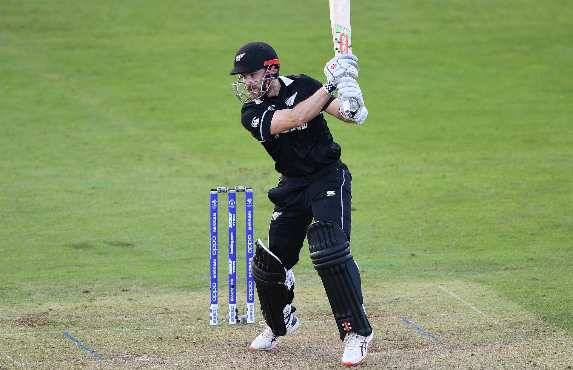 2019 Cricket World Cup live commentary and updates: Black Caps v