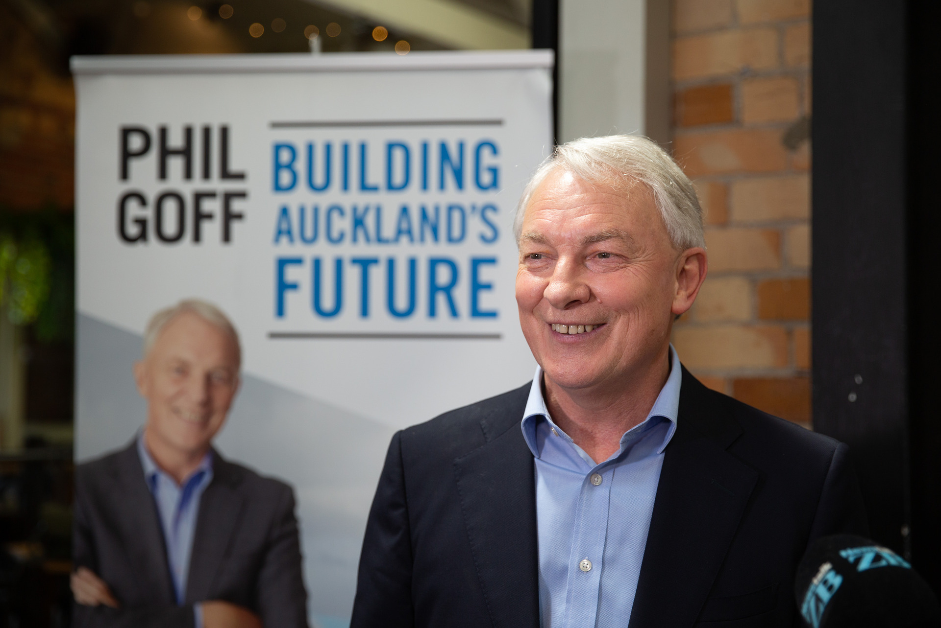 What Auckland Mayor Phil Goff is promising in his second term