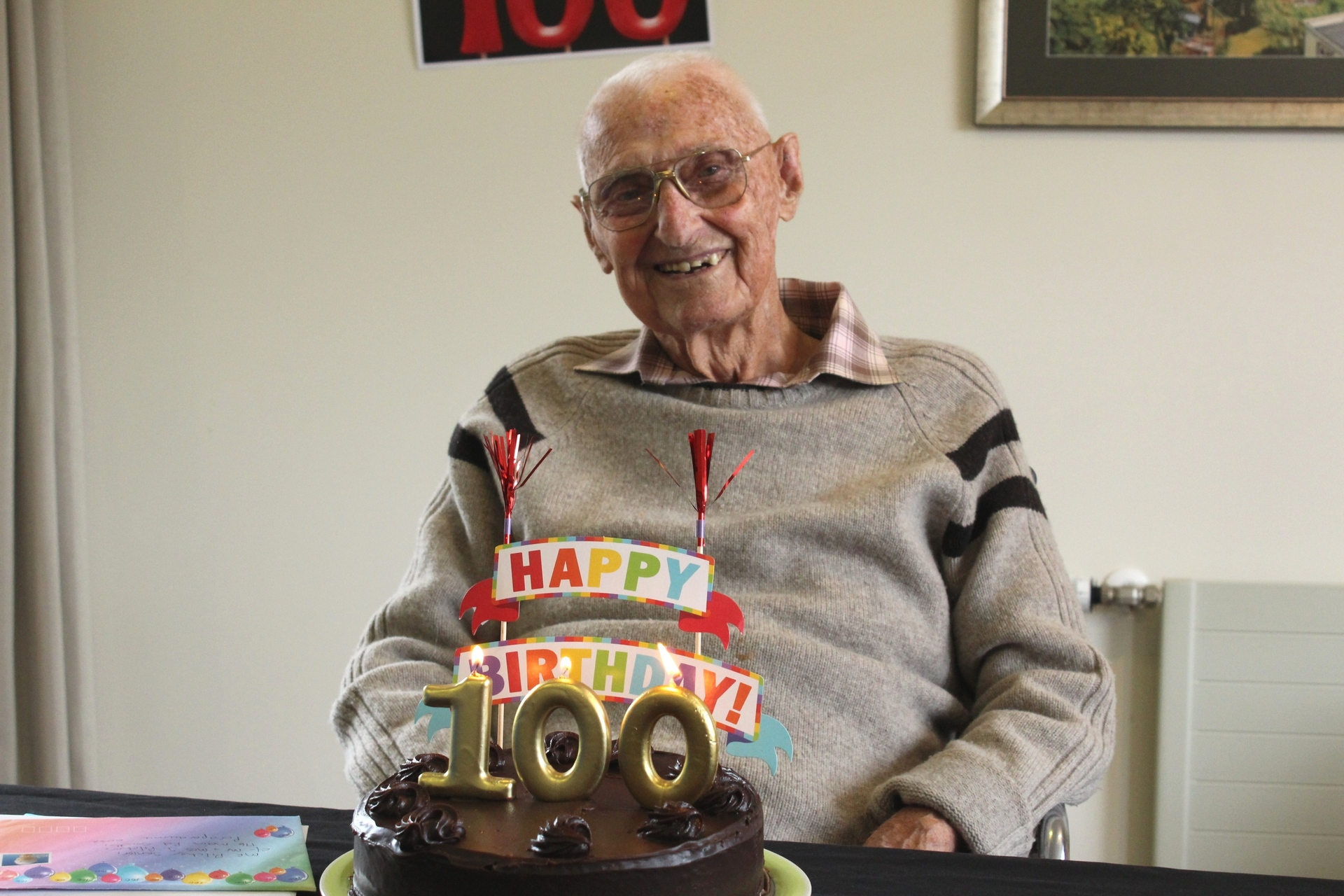 Living to 100: It's down to bacon and eggs