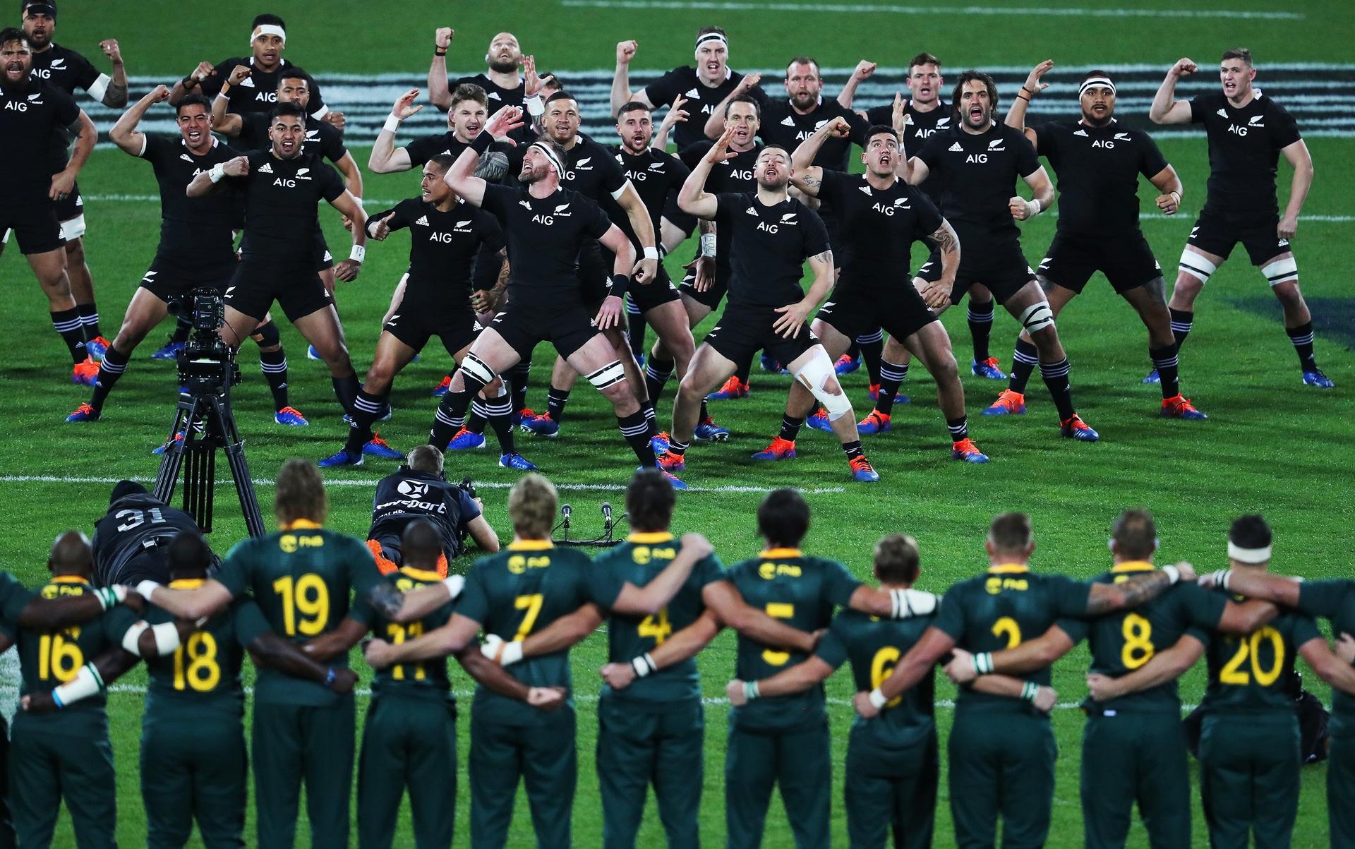 World Cup Live: Hansen explains All Blacks team for Springboks opener