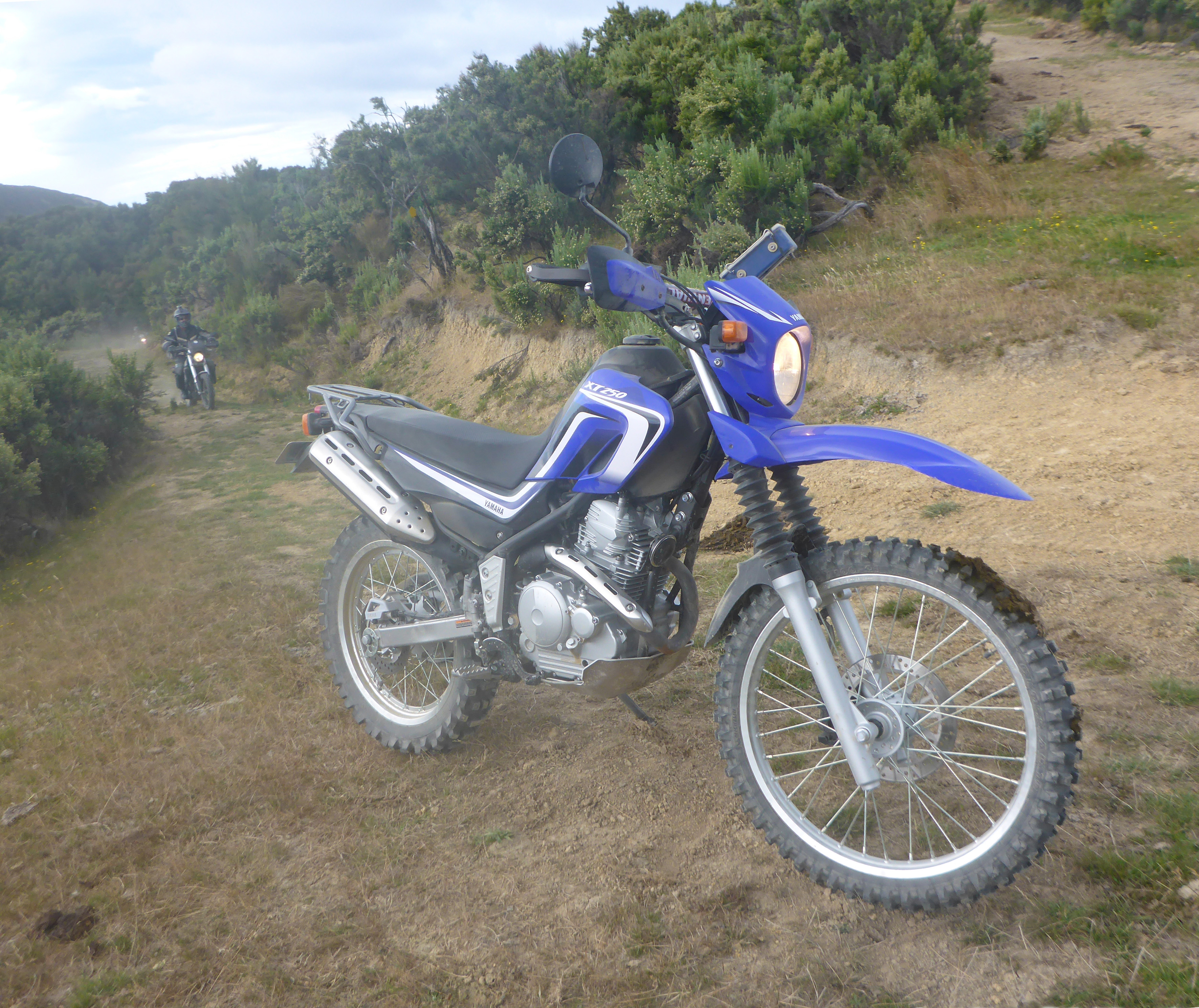 Cool Yamaha Xt250 Affordability With Practicality Nz Herald Spiritservingveterans Wood Chair Design Ideas Spiritservingveteransorg
