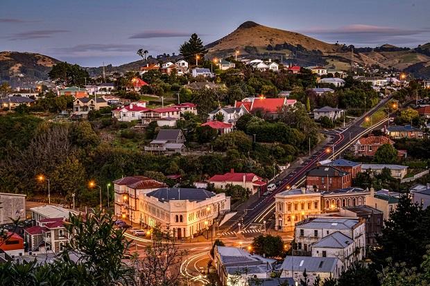 More choosing to move to Dunedin