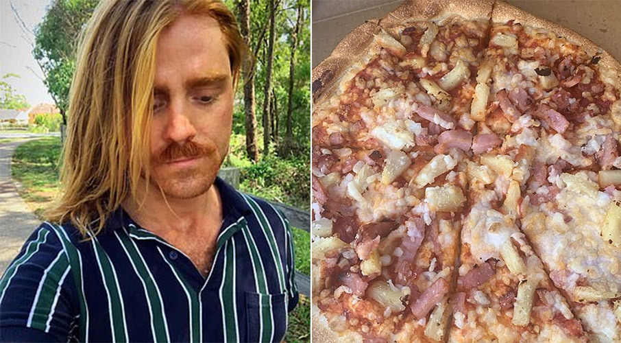 Vegan left traumatised after eating Domino's 'vegan pizza' with ham