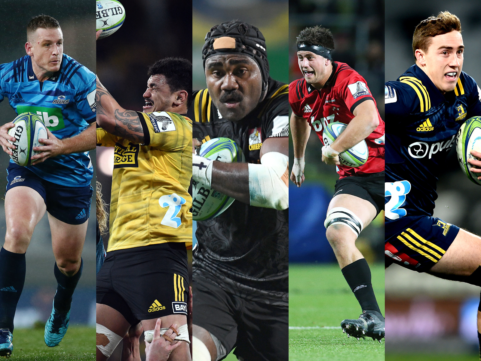The players set to take Super Rugby by storm