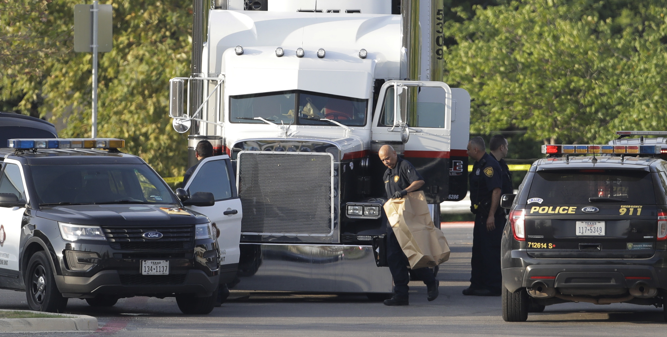 Walmart carpark deaths in San Antonio, Texas: Nine dead in tragedy