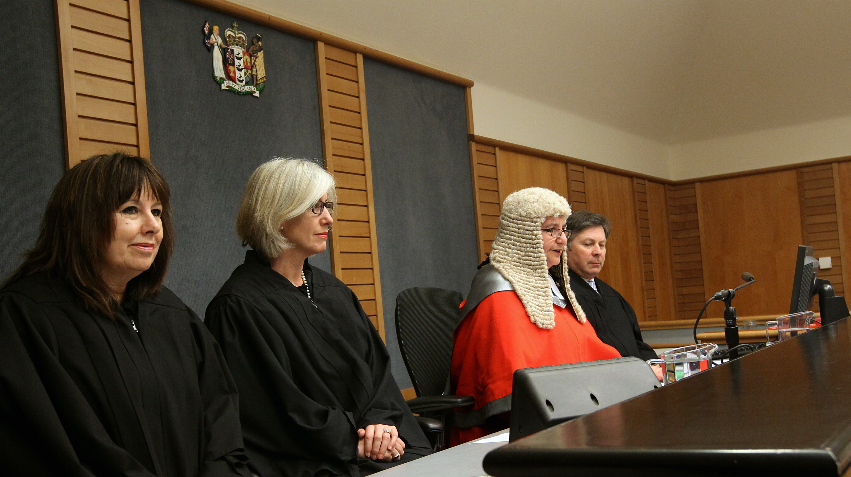 Anna Skellern Photos jock anderson's caseload: judges do it the old way - nz herald