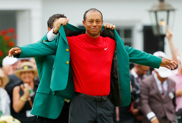 Golf: Patrick Reed called out on social media for how he presented Tiger Woods' green jacket