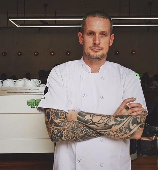 My Holidays: Kiwi chef Andy Hearnden