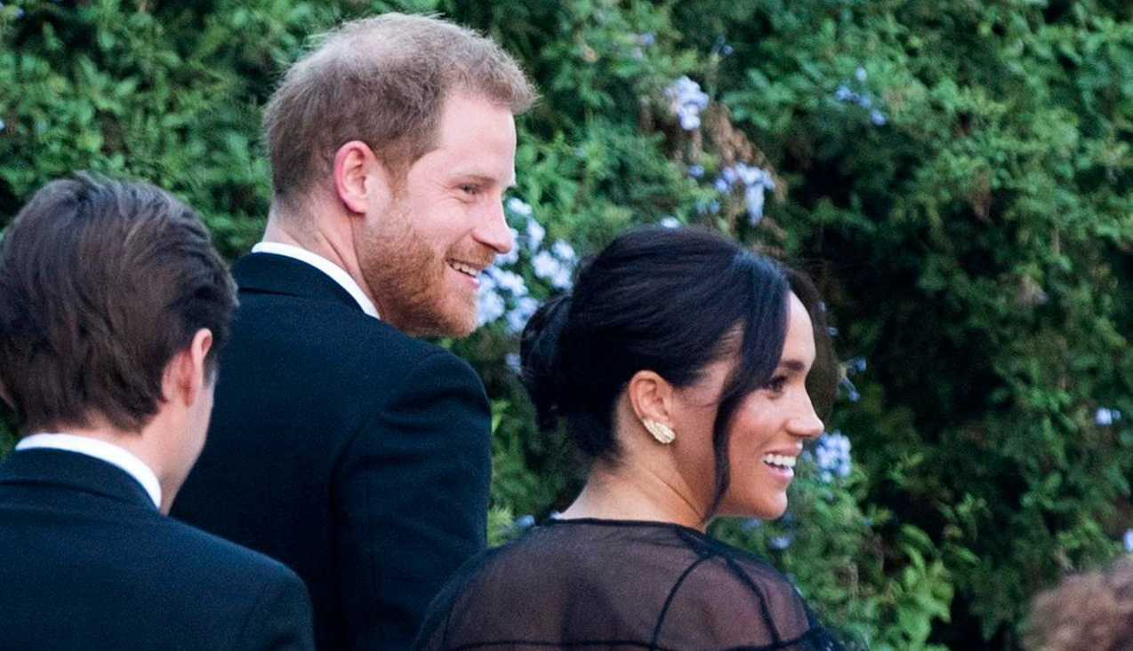 Meghan's pricey dress for exclusive A-list wedding
