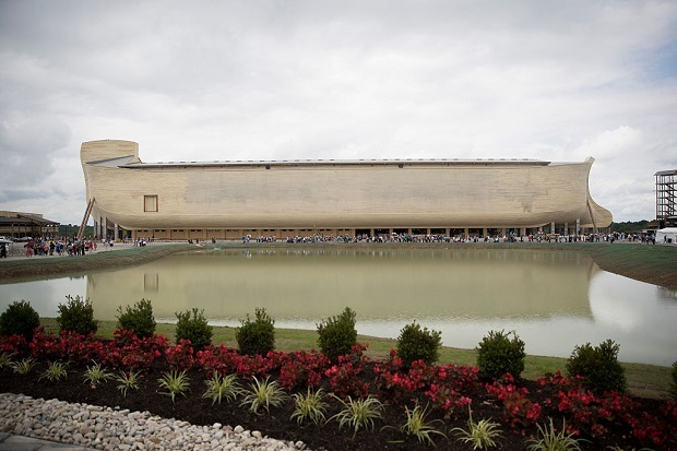 Lawyers for Noah's Ark theme park are suing its insurance company for rain damage