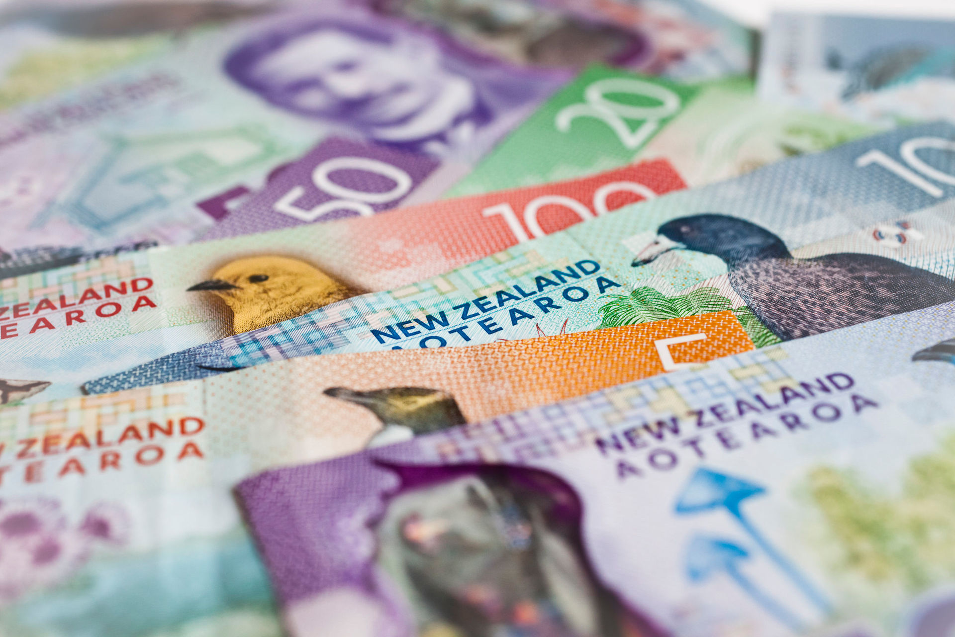 NZ dollar falls against Aussie; RBNZ seen as more dovish than RBA