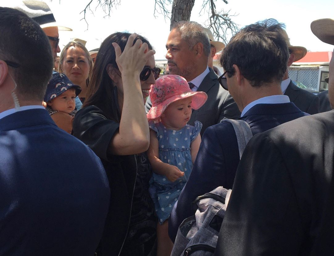 First images: Neve makes her first visit to Rātana
