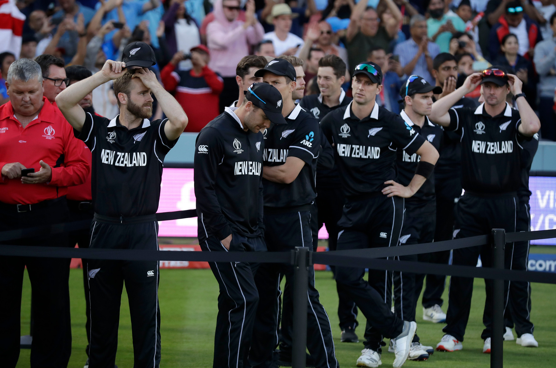 Cricket World Cup: Black Caps say no thanks to welcome home reception