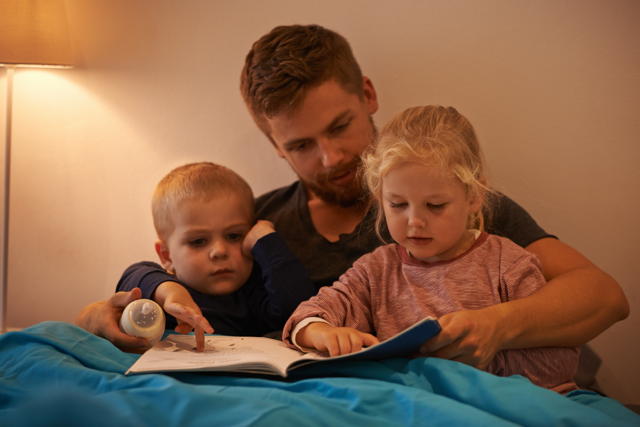 The ritual every parent should do with their kids before the age of 7