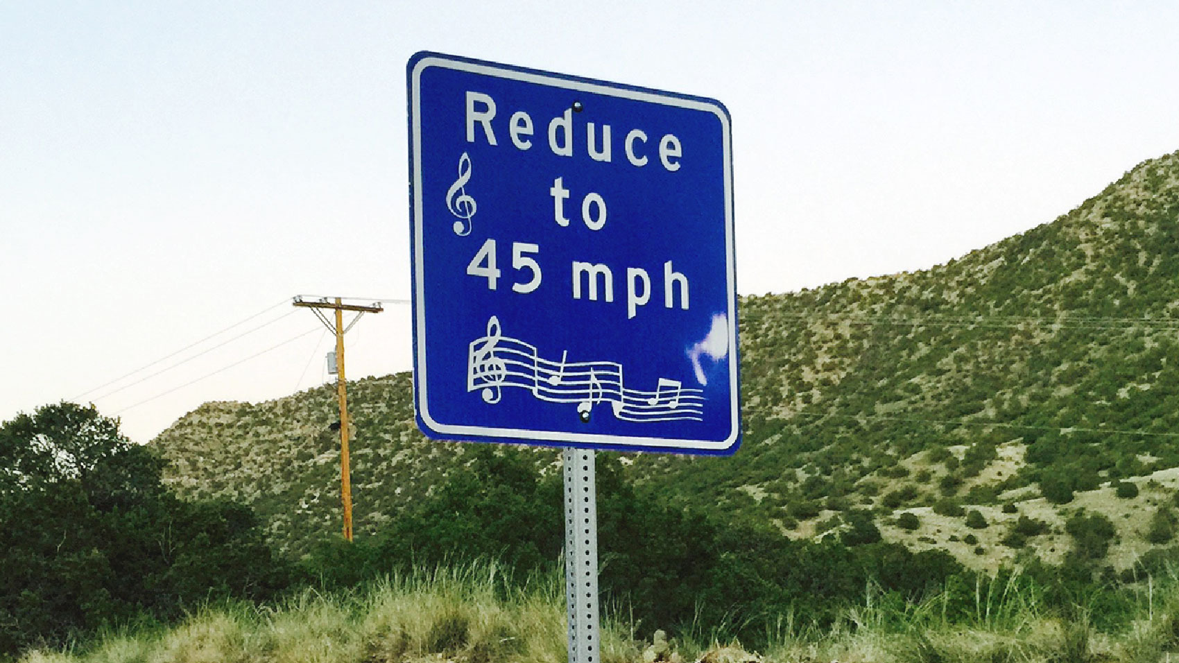 440m of Route 66 does something remarkable