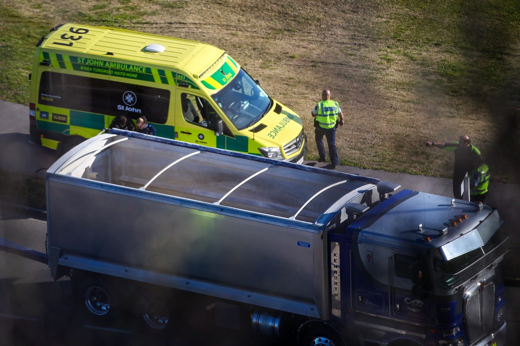 Cyclist remains in critical condition at Hawke's Bay Hospital