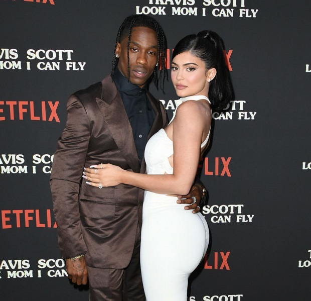 Kylie sees stretchmarks as gift from Stormi
