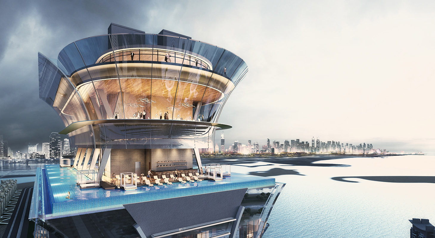 Infinity pools and beyond: Dubai to open its highest spa