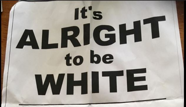 'Alright to be white': White supremacist flyers delivered to Tauranga houses