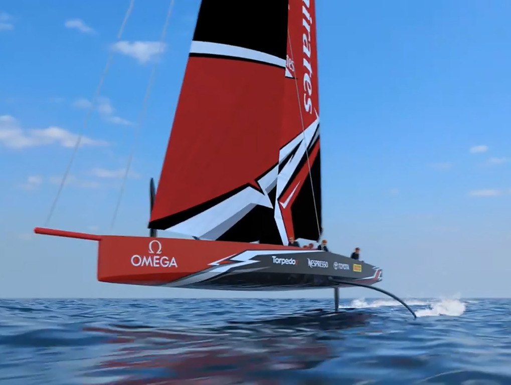 Sailing: Team New Zealand 'in the dark' over America's Cup designs, says Glenn Ashby
