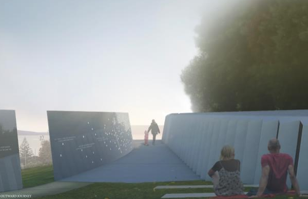 Long-awaited National Erebus Memorial design unveiled by Jacinda Ardern
